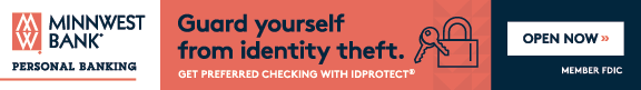 Preferred Checking with IDProtect